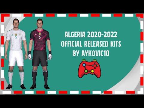 PES 2017|Algeria 2020-2022