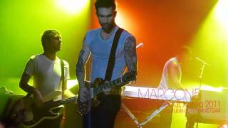 MAROON5 - This Love_LIVE in Seoul, Korea 2011 PLEASE DO NOT EDIT, D...