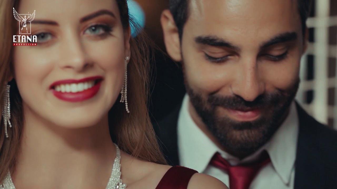 اصيل هميم و حسين الغزال - اول مره اغني / من مسلسل هوى بغداد / OFFICIAL VIDEO