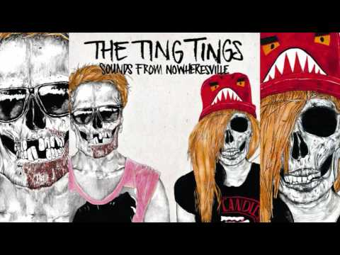 The Ting Tings - Hit Me Down Sonny (Audio)