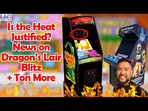 Arcade1up Interview Recap: HyloStickX, NFL Blitz, Simpsons, Improved Controls, 6 Player X Men from Unqualified Critics