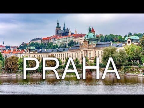 PRAGUE A walking tour around the city / PRAGA Un paseo por la ciudad