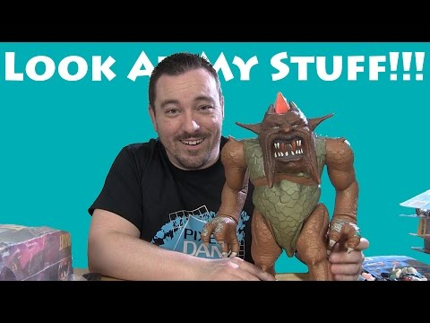 Look At My Stuff! - C2E2 2016 Toy Haul