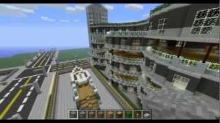 Minecraft City 5