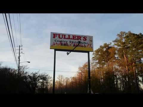 Fuller's  County Style Buffet, Seafood & BBQ, Lumberton, NC