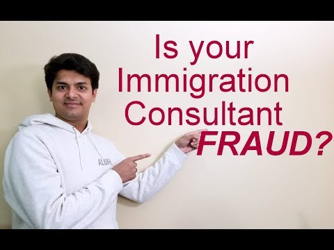 Is Your Immigration Consultant Fraud?