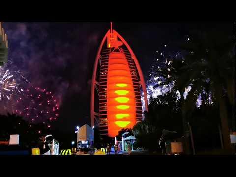 NEW YEAR FIREWORKS 🎇 BURJ AL ARAB – DUBAI UNITED ARAB EMIRATES 🇦🇪 🇦🇪 🇦🇪.