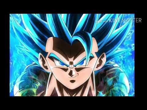 DBS- Gogeta Vs Broly Theme Movie Version Nightcore