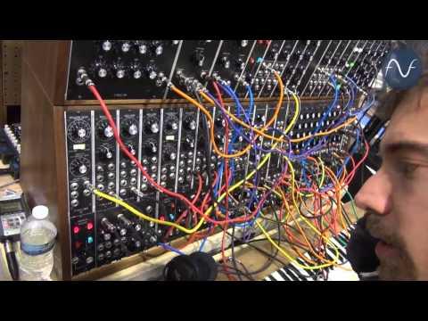[NAMM] Moog System 55