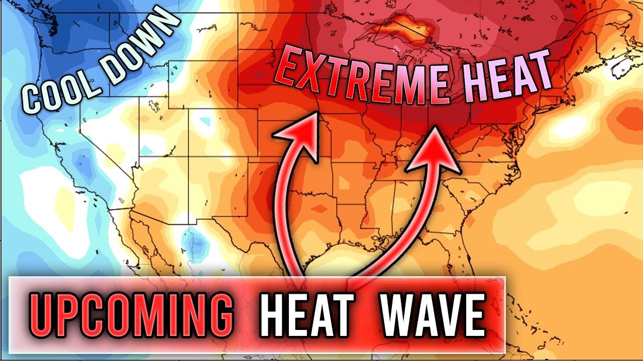 Upcoming Massive Heat Wave