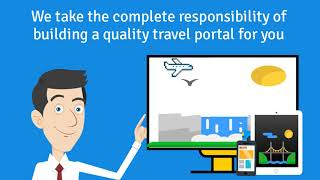 how to create an online travel portal - Trawex