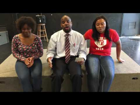 Milwaukee High School of the Arts Gospel Choir Concert Commercial 2016 (Final)