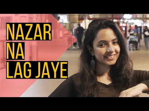 Nazar Na Lag Jaaye Video Song | STREE | Selfie Video Cover | Varsha Tripathi