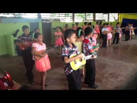 Ukulele Ensemble (Tamboan Elementary School)