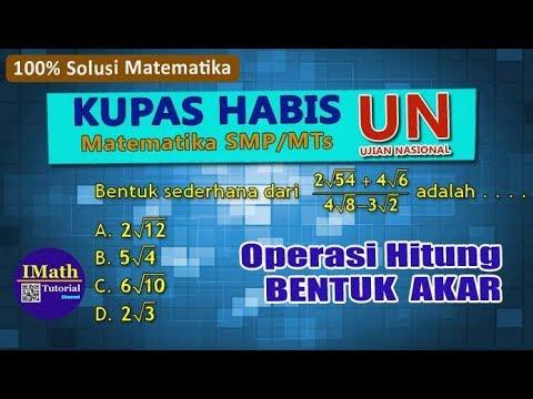 pembahasan-soal-un-dan-unbk-matematika-smp-mts-[operasi-bilangan-bentuk-akar]
