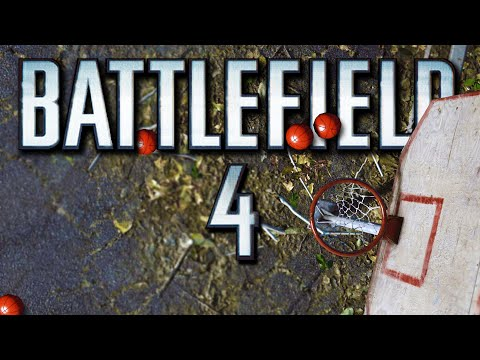 Battlefield 4 Funny Moments - Basketball Mini Game, Soldier vs. Tank, Jet Swap! (Funny Moments) |