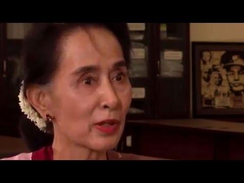 "Aung San Suu Kyi: ""I have condemned Rohingya persecution"""
