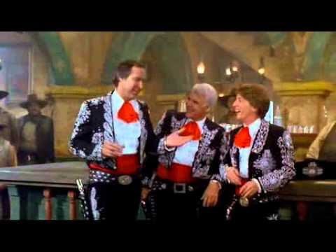 Three Amigos- Bar Scene (My Little Buttercup)