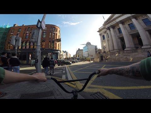 BMX Adventures in Dublin