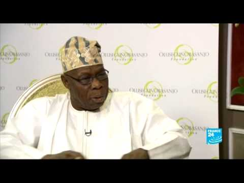 FRANCE 24 The Interview - Former Nigerian president Olusegun