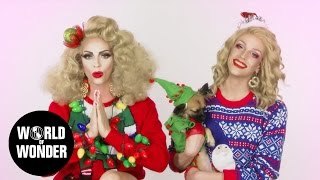 ALYSSA'S SECRET: Holiday H.O.E. with Laganja Estranja
