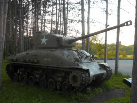 Pennsylvania Military Museum Boalsburg, PA 6-9-12