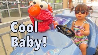 COOL BABY! - July 18, 2014 - itsjudyslife daily vlog