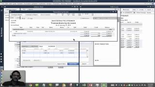 Landed Cost in QuickBooks Desktop: allocating freight cost to inventory value
