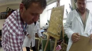 Техника нанесения декоративной штукатурки мокрый шелк