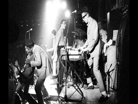 "The Specials, Rico Rodriguez & Dick ""Chiang Kai-Shek"" (Oakville, Toronto: 23-08-1981)"