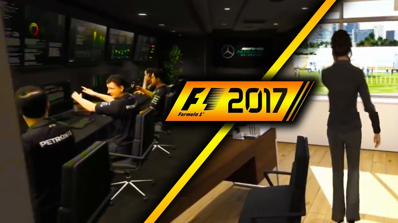 cinem ticas f1 2017 codemasters an lisis youtube. Black Bedroom Furniture Sets. Home Design Ideas