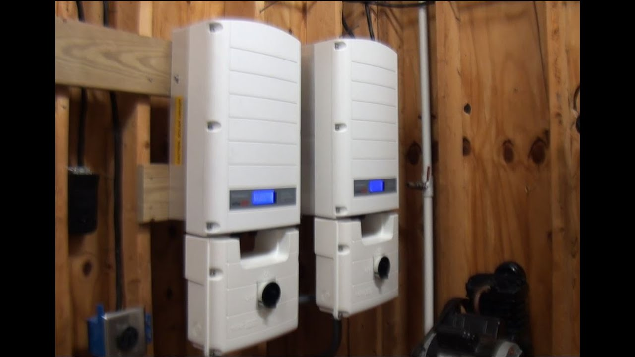 Make Wiring Diagram Solaredge Solar Inverter First Time Powerup Activation