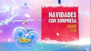 Disney Channel HD Spain Christmas Advert 2012 HD1080p