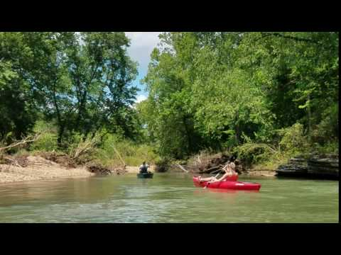 Kings River Float Trip Arkansas