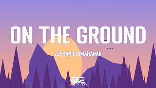 ROSÉ - On The Ground (Cover by Zephanie Dimaranan) | Lyrics