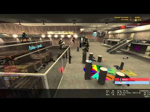 Counter Strike Source - JailBreak ]Hell[ Server