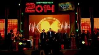 Laos New Year 2014 Party Celebration in Vientiane in 4K UHD Video