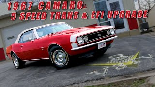 Restomod 1967 Camaro Convertible [Feature Video] V8 Speed & Resto Shop V8TV