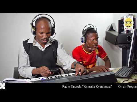 """Taweelah Radio """"Kyosaba Kyetukuwa""""  Program Ekintambuli"""