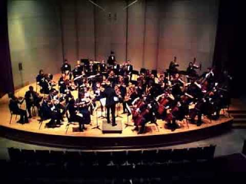 "Gluck: Overture to ""Iphigenia in Aulis"" / Mori · Drake Symphony Orchestra"