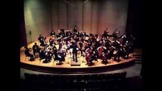 """Gluck: Overture to """"Iphigenia in Aulis"""" / Mori · Drake Symphony Orchestra"""