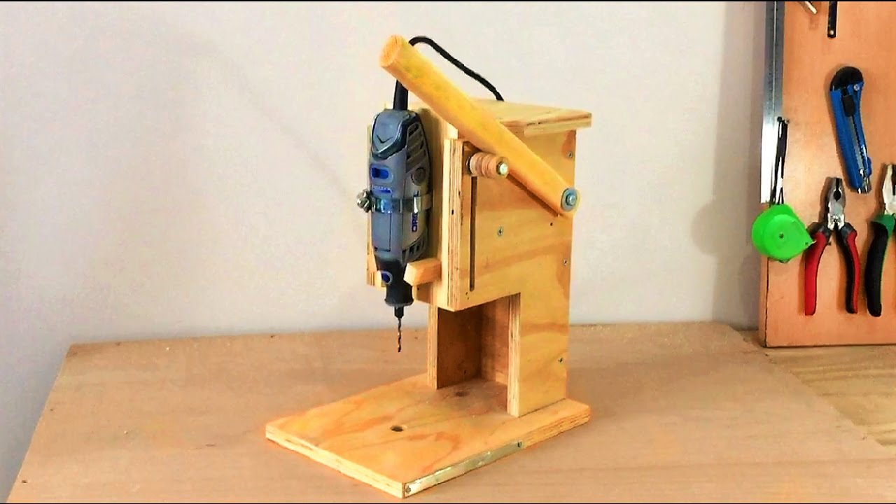 Drill Press Rotary Table