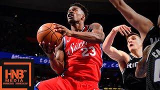 Philadelphia Sixers vs Sacramento Kings Full Game Highlights | March 15, 2018-19 NBA Season