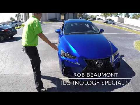 2017 Lexus IS 200t Technology | Lexus of Orlando