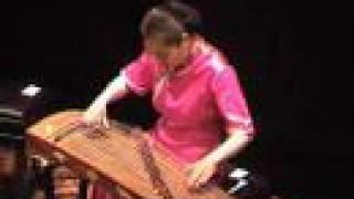 Chinese classical music - Liu Fang guzheng solo 劉芳古箏獨奏《廣陵散》