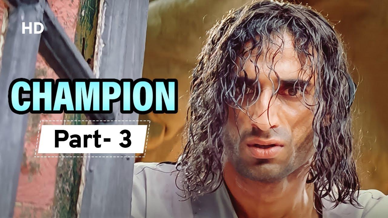 Champion - Movie In Parts 03 | Sunny Deol - Manisha Koirala - Superhit Hindi Movie