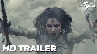 The Mummy - Official Trailer 2 (Universal Pictures) HD