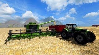 Farming Simulator 2011 Platinum Edition - Part I. Gameplay (HD)