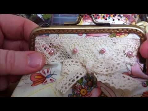 ~Tutorial: make a coin purse~