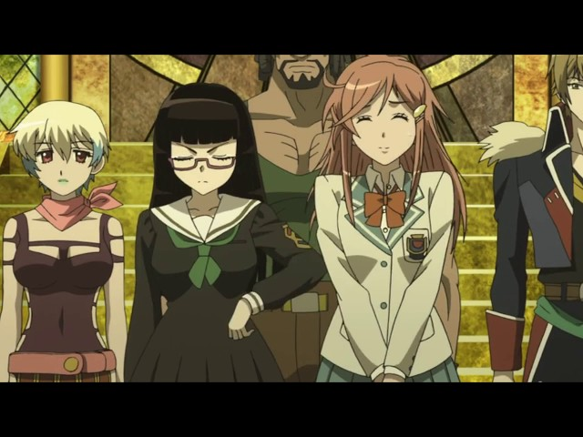 Anime Review: Bodacious Space Pirates